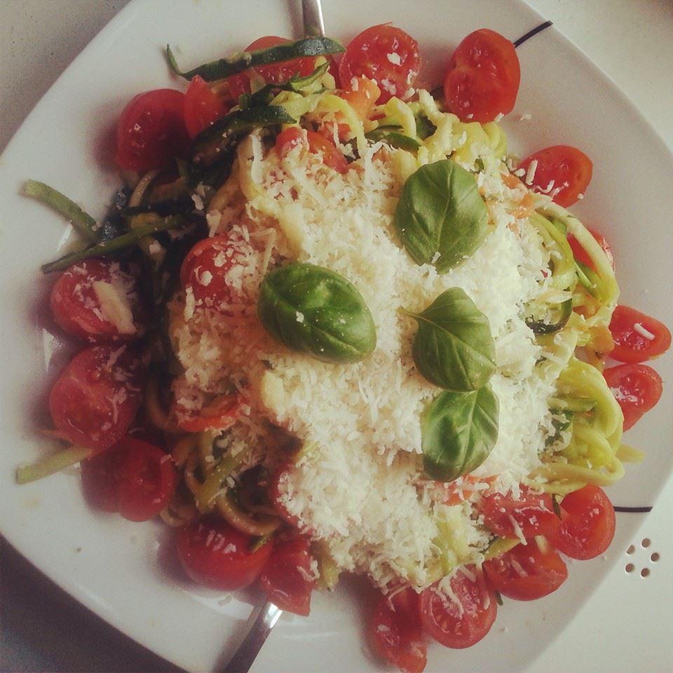 gem se spaghetti vegetarisch fitnessfood4u. Black Bedroom Furniture Sets. Home Design Ideas